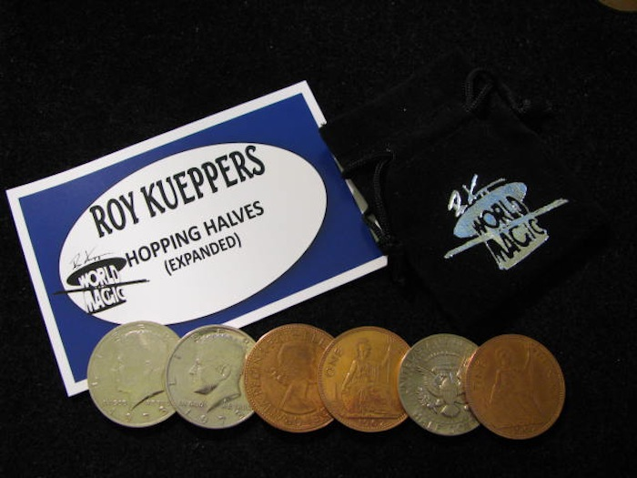 Hopping Halves - Roy Kueppers