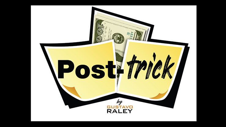 POST TRICK by Gustavo Raley