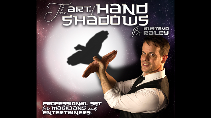Art of Hand Shadows by Gustavo Raley