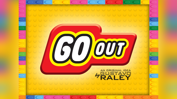 GO OUT by Gustavo Raley