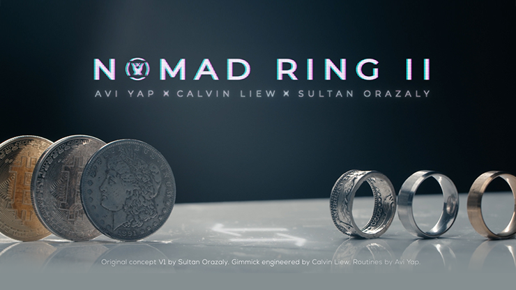Skymember Presents: NOMAD RING Mark II by Avi Yap