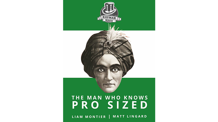 The Man Who Knows PRO / PARLOR by Liam Montier