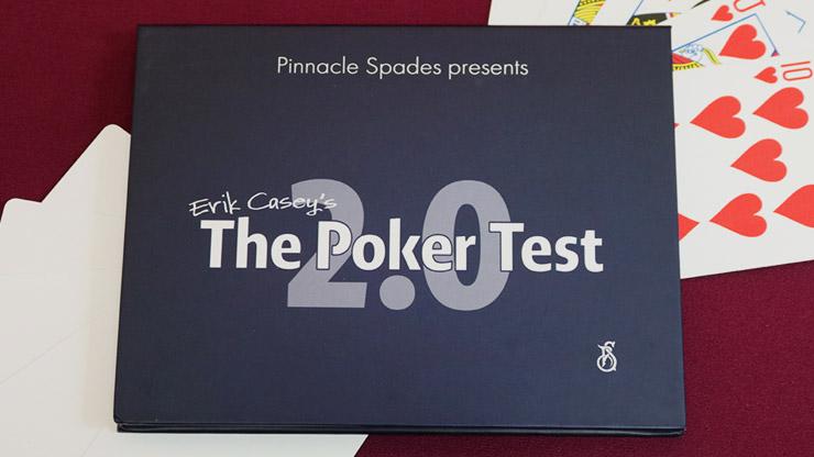 Poker Test 2.0 by Erik Casey