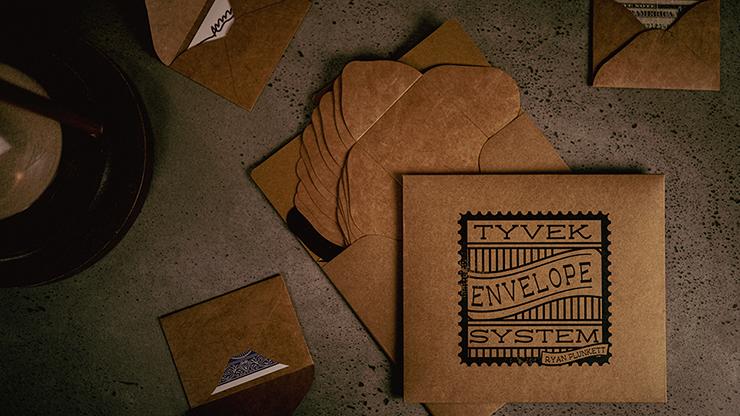 Tyvek Envelope System (10 Envelopes) by Ryan Plunkett