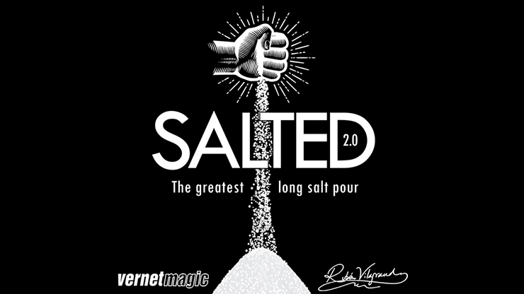 Salted 2.0 by Ruben Vilagrand and Vernet