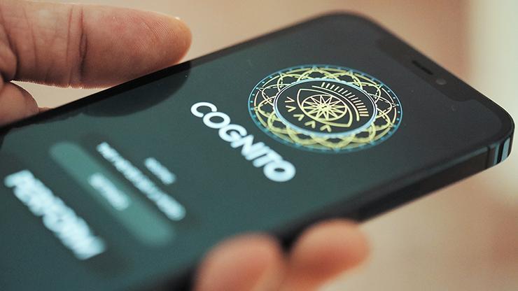 Cognito Physical Copy (App & Online Instructions) by Lloyd Barnes & Owen Garfield