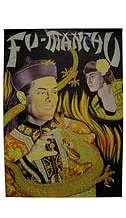 Poster - Fu ManChu