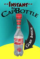 Cap In Bottle - Instant