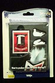 Magicians-Matchbox
