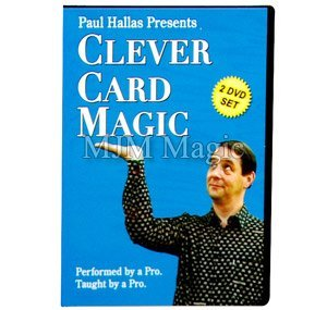Clever-Card-Magic-Hallas*
