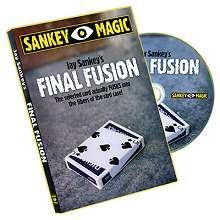 Final Fusion -  Sankey