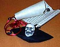 Skull Of Cagliostro
