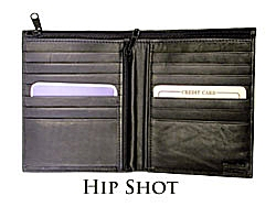 Hip Shot Wallet