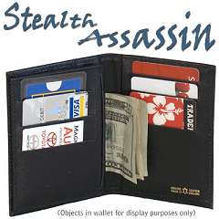 Stealth Assassin Wallet Version 1.1